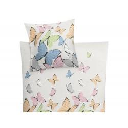 Pościel Kleine Wolke Butterflies 155x220