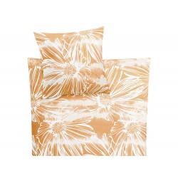 Pościel Kleine Wolke Rosalie Orange 155x220