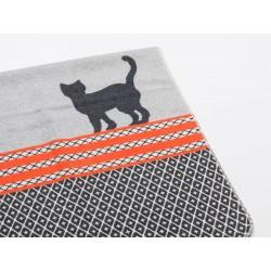 Koc David Fussenegger dla kota Catty Grey 70x90