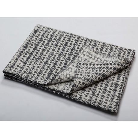 Koc David Fussenegger Deco Wooly Grey 130x200