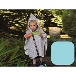 Poncho David Fussenegger Cape Stars Blue 2-4 L