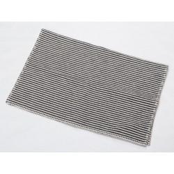 Kocyk David Fussenegger Lido Mosaic Grey 65x90