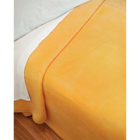 Koc Piel 5047 GJ 160x240 19 żółty