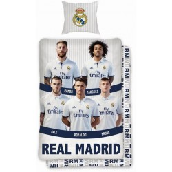 Pościel Real Madryt 160x200 4097 Faro