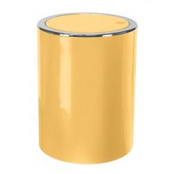 Kosz na śmieci 5L Clap Yellow Kleine Wolke