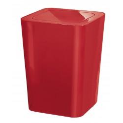 Kosz na śmieci 5L James Red Kleine Wolke