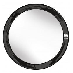 Lustro łazienkowe Flexi Mirror Black Kleine Wolke