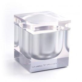 Pojemnik Shine srebrny mały Mette Ditmer