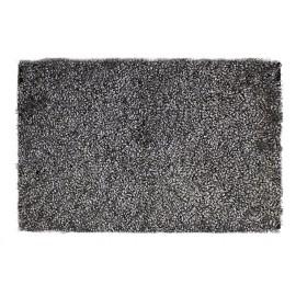 Dywanik łazienkowy Xaria czarny 60x100 Aquanova