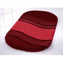 Dywanik Kleine Wolke Siesta Dark Red 55x65