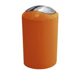 Kosz na śmieci 5L Glossy Orange Kleine Wolke