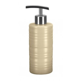 Dozownik mydła Sahara Beżowy L Kleine Wolke