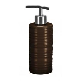 Dozownik mydła Sahara Brązowy L Kleine Wolke