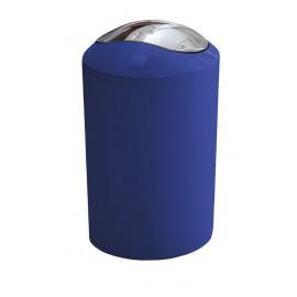 Kosz na śmieci 5L Glossy Dark Blue Kleine Wolke