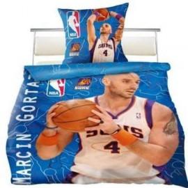 Pościel Marcin Gortat 1 Koszykówka 160x200 NBA Phoenix Suns