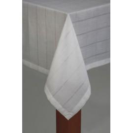 Obrus Kaja 140x250 Biały Irys