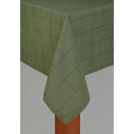 Obrus Kaja 140x300 Zielony Irys