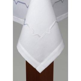 Obrus Sylwia 150x400 Biały 33 v Irys