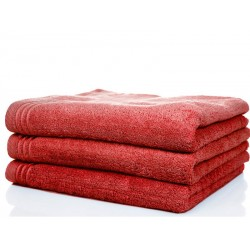 Ręcznik Kleine Wolke Royal Red 50x100
