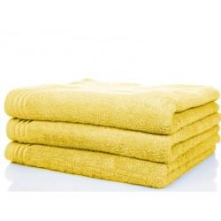 Ręcznik Kleine Wolke Royal Yellow 70x140