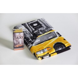 Ręcznik New York 70x140 Taxi 4913 Magiczny Faro