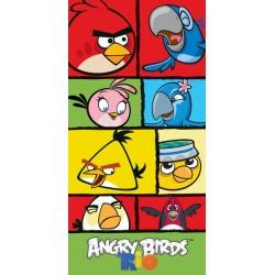 Ręcznik Angry Birds Rio 70x140 4124 Carbotex