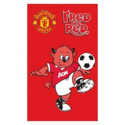 Ręcznik Manchester United 30x50 Fred The Red