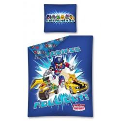 Pościel Angry Birds 160x200 01 Transformers 8718 Detexpol