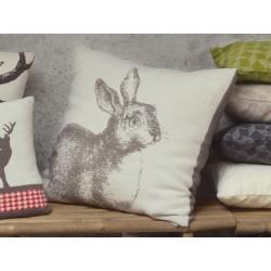 Poszewka David Fussenegger Nova Rabbit Beige 60x60