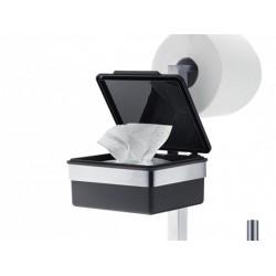 Pudełko na mokre chusteczki Menoto Shine dodatek do stojaka Blomus