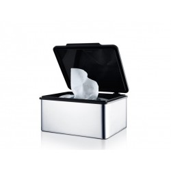 Pudełko na mokre chusteczki Menoto Shine Blomus