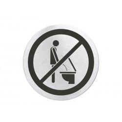 Szyld Signo No Pee Blomus
