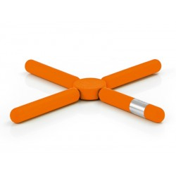 Składana podstawka Knik Orange Blomus