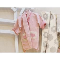 Szlafrok dziecięcy David Fussenegger Kimono My Heart 2-4l