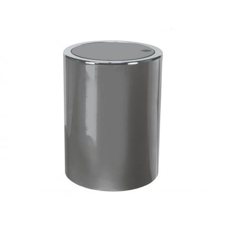 Kosz na śmieci Kleine Wolke 5L Clap Grey