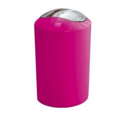 Kosz na śmieci Kleine Wolke 4L Glossy Pink