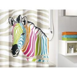 Zasłona Zebra Multicolor 180x200 Kleine Wolke