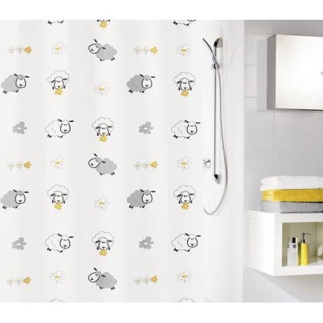 Zasłona Sheep Multicolor 180x200 Kleine Wolke