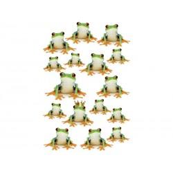 Dekoracja łazienkowa Kleine Wolke Frogs L