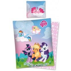 Pościel Kucyki Pony 160x200 25 Detexpol