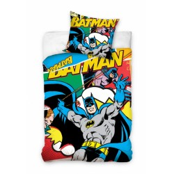 Pościel Batman 160x200 Komiks 1239 Carbotex