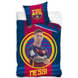 Pościel Barcelona 160x200 Messi 9007 1710 Carbotex