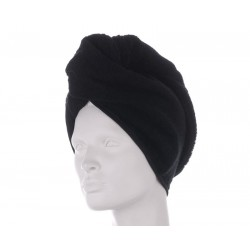 Turban Move Homewear Black 27x67