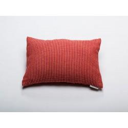 Poszewka David Fussenegger Lido Mosaic Red 40x60