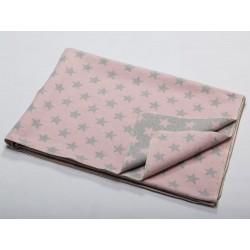 Koc David Fussenegger Silvretta Stars Pink 140x200