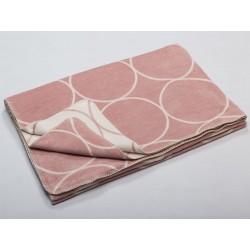 Koc David Fussenegger Bamboo Circle Pink 150x200