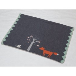 Kocyk David Fussenegger Juwel Fox Tree 100x140