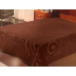 Koc Piel 5643 220x240 czekoladowy