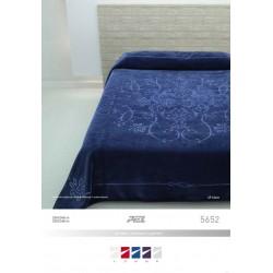 Koc Piel 5652 220x240 niebieski