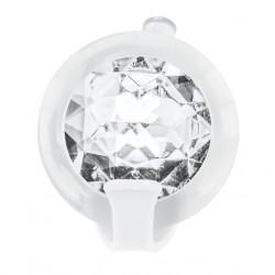Wieszak łazienkowy Diamond White Kleine Wolke